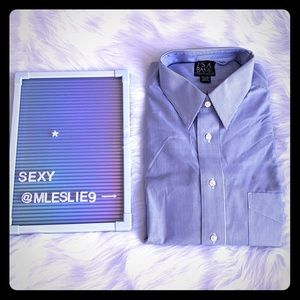 JOS. A. Bank. Button down long sleeve shirt